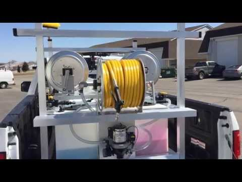 Certified Soft-Wash System - Model Year 2015 Demo