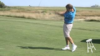 El Pres Golfing At Sankaty Head GC Nantucket