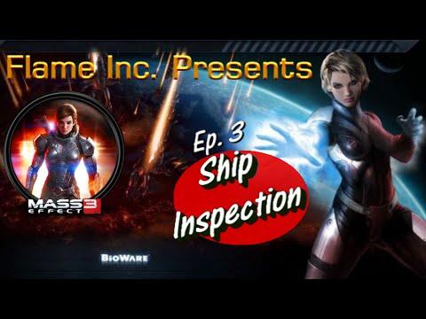 Mass Effect 3: Ship Inspection