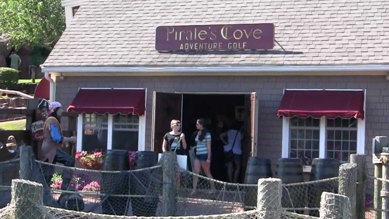 Pirates cove cape cod by tv cape cod youtube for Cove cape cod