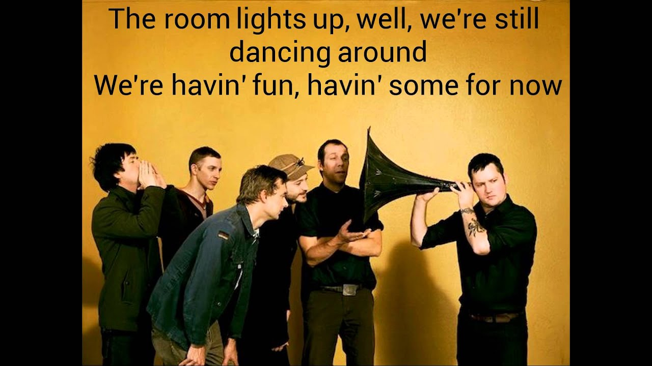 Modest Mouse Lampshades On Fire Lyrics