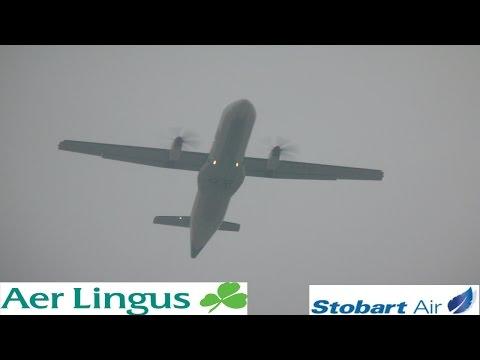 Donegat trip part 1: Dublin (EIDW) - Donegal (EIDL)