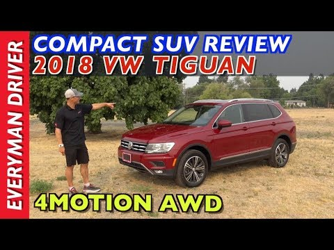 Here's the 2018 Volkswagen Tiguan Review on Everyman Driver