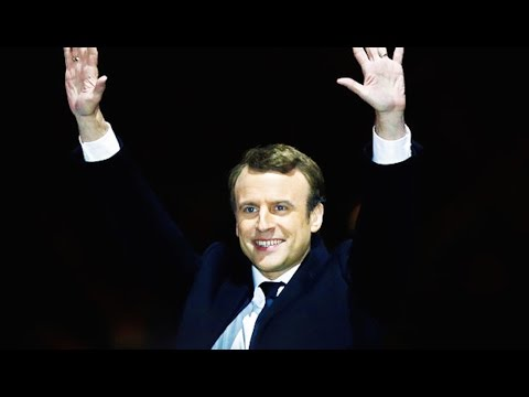 Macron Started A New Party, Is Now President Of France