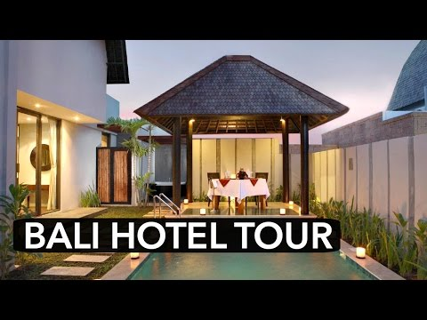 Bali Indonesia | Hotel Room Tour