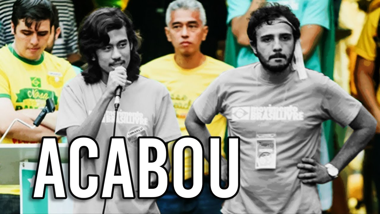 O SONHO do MBL ACABOU