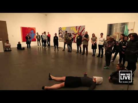 If Tate Modern was Musée de la danse? – 20 Dancers for XX Century | BMW Tate Live