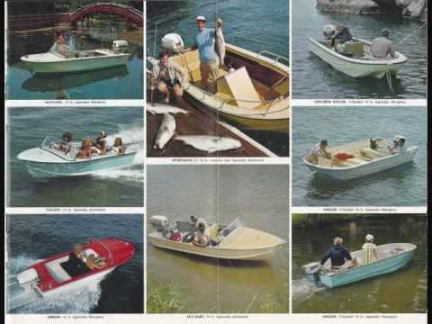 1966 Starcraft Sea Dart restoration and modification