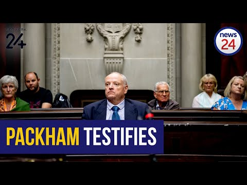 WATCH LIVE: Packham adamant he did not kill his wife; continues testimony