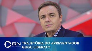Confira a trajetória de Gugu Liberato