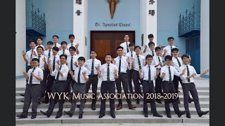 Publication Date: 2020-05-20 | Video Title: WYK School Hymn(choir and orch