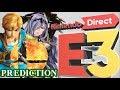 NINTENDO E3 2018 Predictions - Super Smash Bros and Fire Emblem Release Dates