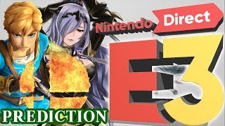 NINTENDO E3 2018 Predictions - Super Smash Bros and Fire Emblem Release Dates