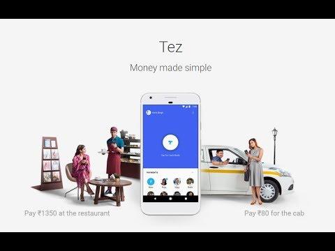 Google launches digital payments service 'Tez' | Economic Times