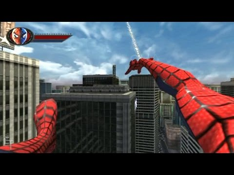 Lets Play Spider-Man: The Movie Game Part 1 - Wheres that lady?!