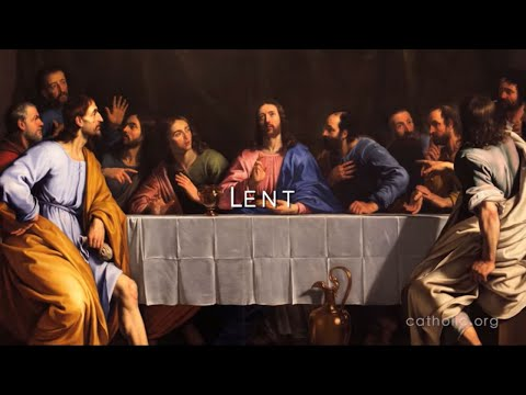 Lent - a season of repentance, prayer and fasting HD