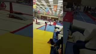 бревно спортивная гимнастика ЦСКА
