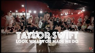 Taylor Swift - Look What You Made Me Do | Hamilton Evans Choreography