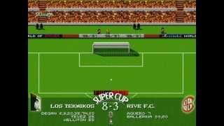 Finale SuperCup - Los Teknikos vs Rive F.C. (stagione 7)