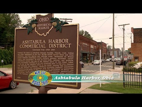 Ashtabula Harbor Bridge St. Road Trip