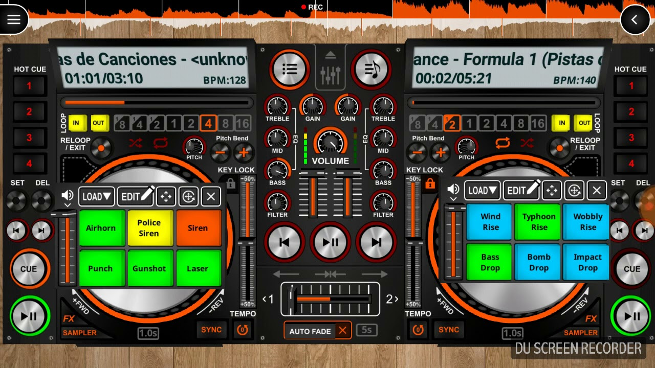 Video dj para android