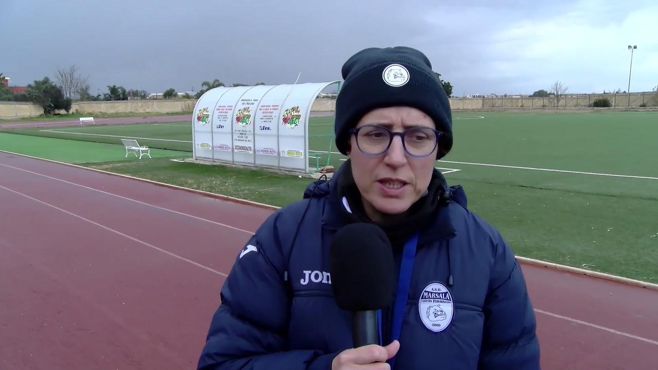 Novita per il calcio femminile a Marsala