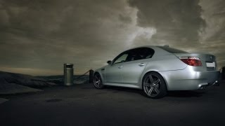 BMW M5 E60 - tested by TotalCar.hu