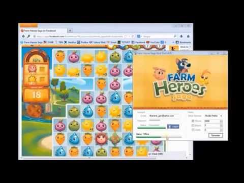 Farm Heroes Saga Cheats Facebook 2015 [Just tricks No hack ...