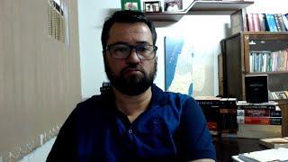 Comunicado 17/03/2020- Rev. Camilo - Pastor da IV IPB Anápolis