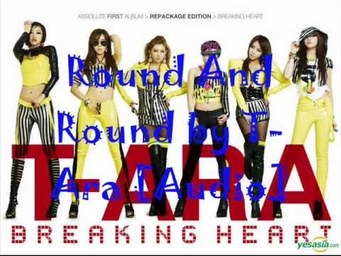 Round And Round By T-ara [Audio]