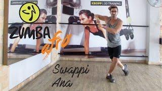 ANA | SWAPPI | ZUMBA | EDDYE NOGUEIRA