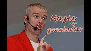 La Magia de Luigi Ludus en guarderías y escuelas infantiles