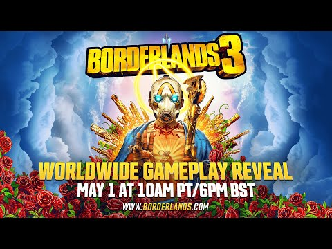 Borderlands 3' hands-on: More of the same, but in space