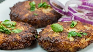 Potato Cutlet | Aloo Tikki Recipe