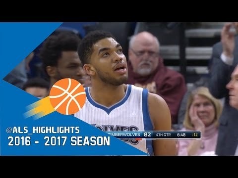 karl-anthony-towns-full-highlights-2017.02.24-vs-mavericks---26-pts,-18-rebs!