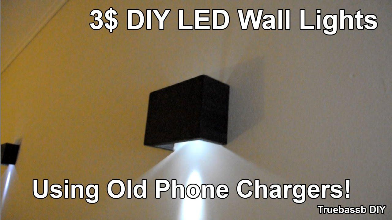diy wall lighting. Diy Wall Lighting