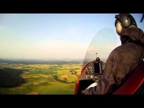 "D-MNLI ""Little Nellie"" Take off"