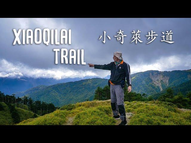 XIAOQILAI TRAIL EASY HIKE (小奇萊步道輕鬆爬山)