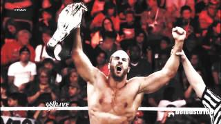 "IWL 2013-2014: Antonio Cesaro Theme Song ""Champion"" By Clement Marfo & The Frontlineᴴᴰ"