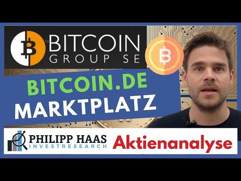 Bitcoin Group Aktie: Warum ich eher diese deutsche Aktie als Bitcoins und Kryptos kaufen würde