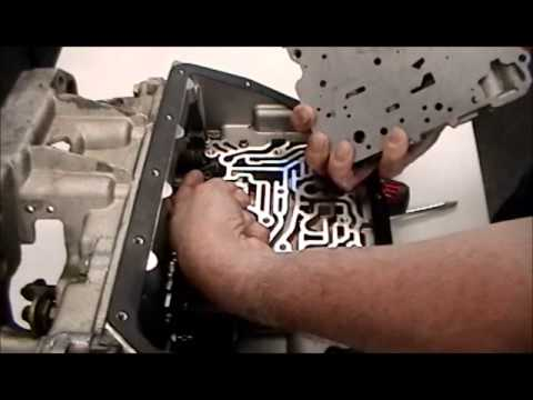 Mini Cooper Cvt Valve Body Installation Youtube