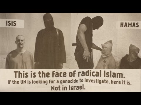 New York Times Runs Ad Equating Isis and Hamas