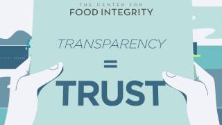 Food Manufacturers Most Responsible for Trust - The Center for Food Integrity