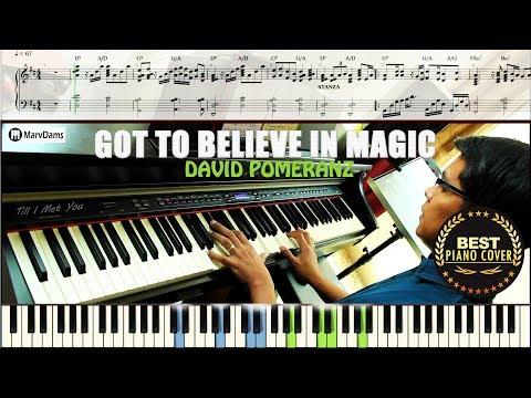 Got To Believe In Magic / Piano Tutorial Sheet Music Guide