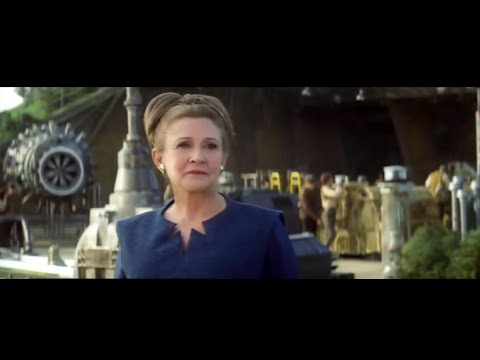 STAR WARS  THE FORCE AWAKENS Promo Clip  Destiny 2015 Epic Space Opera Movie HD