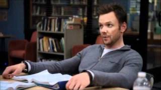 "Community Season 1 - Mini Episode Study Break - ""Generation Gap"""