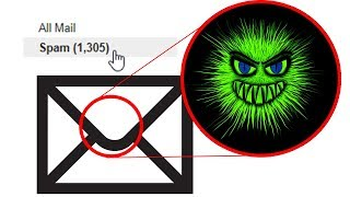 Das passiert, wenn man auf Spam Email  antwortet 📧