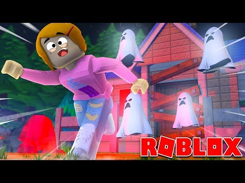Roblox Escape The Haunted House Obby!