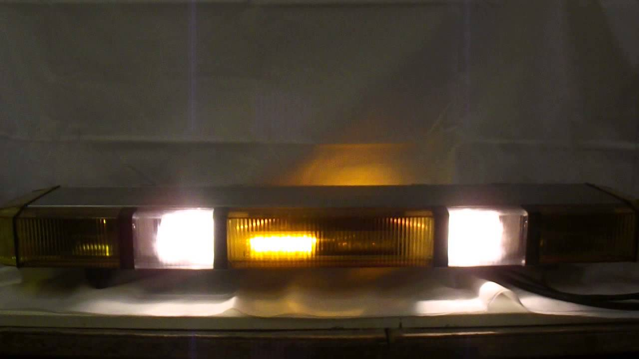 Led Flashing Light Bar