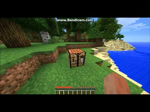 How To Make Wooden Xe On Minecraft